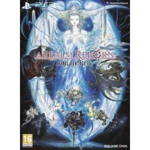 JEU PS3 FINAL FANTASY XIV : A REALM REBORN COLLECTOR / PS3