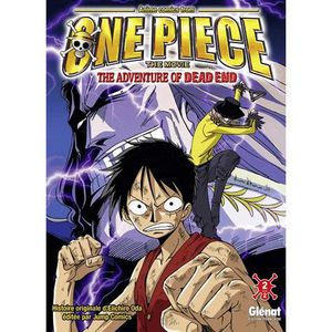 MANGA One Piece - The Adventure of Dead End Tome 2