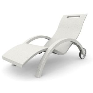 Bain de soleil avec roues achat vente bain de soleil for Chaise longue avec pare soleil pas cher