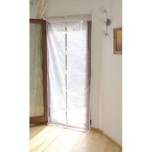 rideau moustiquaire magnetique porte fenetre achat vente rideau moustiquaire magnetique. Black Bedroom Furniture Sets. Home Design Ideas