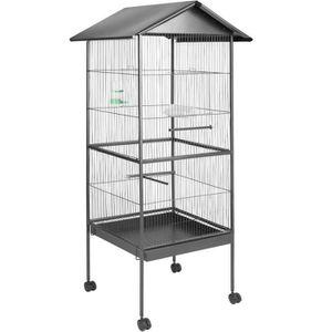 cages habitat oiseaux achat vente cages habitat oiseaux pas cher les soldes sur. Black Bedroom Furniture Sets. Home Design Ideas