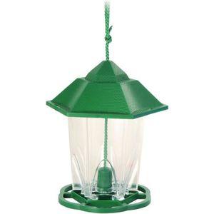 NICHOIR - NID Mangeoire extérieure lanterne pour oiseaux 300 ml/