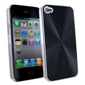 Coque black crystal pour iphone 4