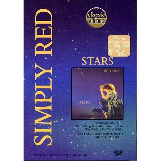 Classic Albums - Simply Red - Stars [Import anglais]