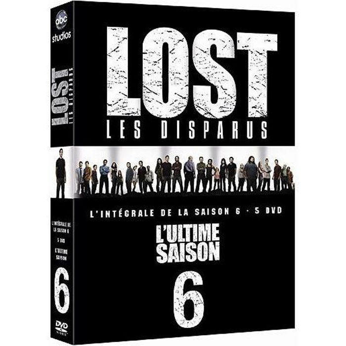 The Walt Disney Compagny   Lost, les disparus   Intégrale saison 6