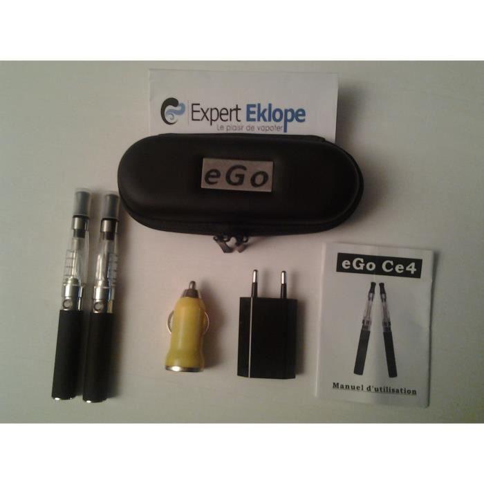 Kit e cigarettes chargeur voiture jaune missklop achat - Porte cigarette electronique voiture ...