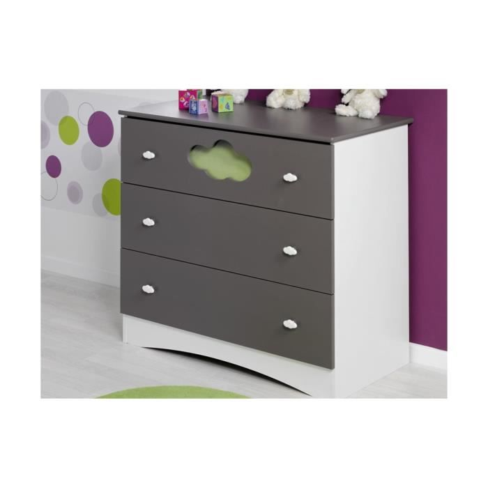 Commode b b alt a achat vente commode b b 3663944358575 cdiscount - Commode bebe cdiscount ...