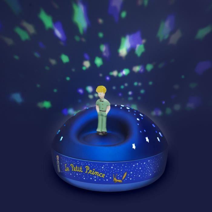 Veilleuse projecteur d 39 etoiles musical petit princ achat - Veilleuse projecteur etoile ...