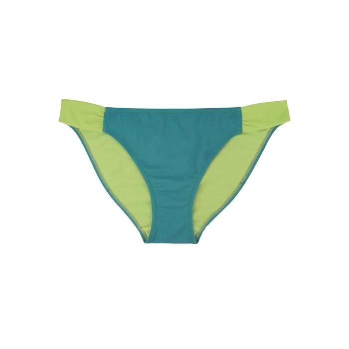 bas de maillot de bain marie mei vert achat vente maillot de bain cdiscount. Black Bedroom Furniture Sets. Home Design Ideas