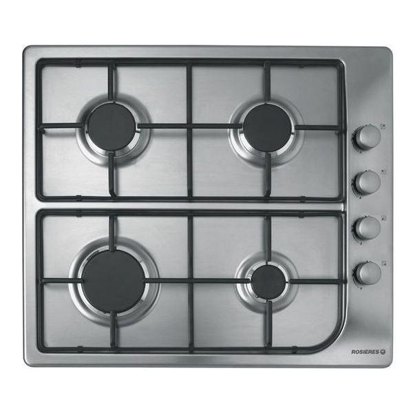 plaque cuisson gaz rosieres achat vente plaque cuisson gaz rosieres pas cher les soldes. Black Bedroom Furniture Sets. Home Design Ideas