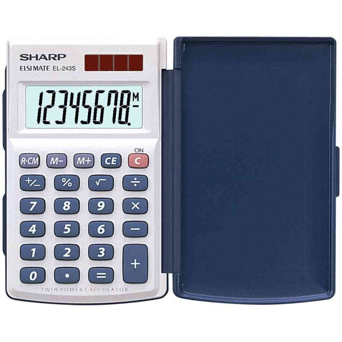 calculatrice el 243 s fonctionnement solaire b achat vente calculatrice calculatrice el. Black Bedroom Furniture Sets. Home Design Ideas