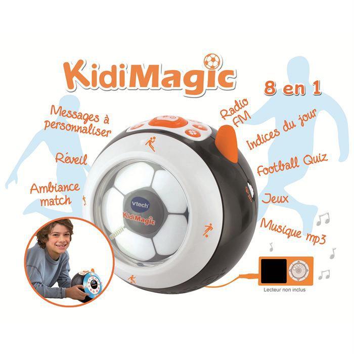 kidi magic football edition r veil magique achat vente r veil enfant les soldes sur. Black Bedroom Furniture Sets. Home Design Ideas