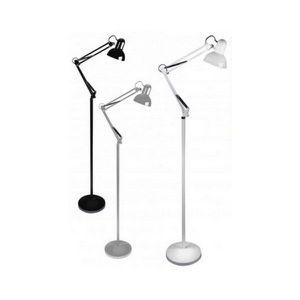 Lampe a pied orientable achat vente lampe a pied for Lampe halogene sur pied pas cher