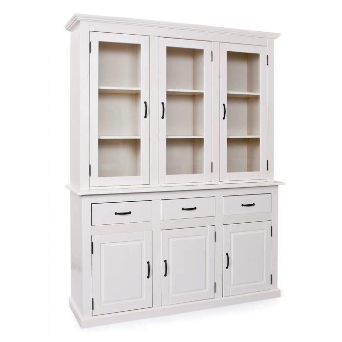 vaisselier cassala 6 portes 3 tiroirs achat vente. Black Bedroom Furniture Sets. Home Design Ideas