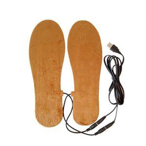 SEMELLE DE CHAUSSURE MOONAR® USB électrique alimenté semelles chauffant