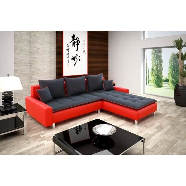 Angle design italia achat vente canap sofa divan pin massif panneaux de particules - Canape dna altek italia design ...