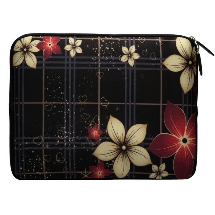 7 7 9 8 housse pochette pour tablettes kindl rouge. Black Bedroom Furniture Sets. Home Design Ideas