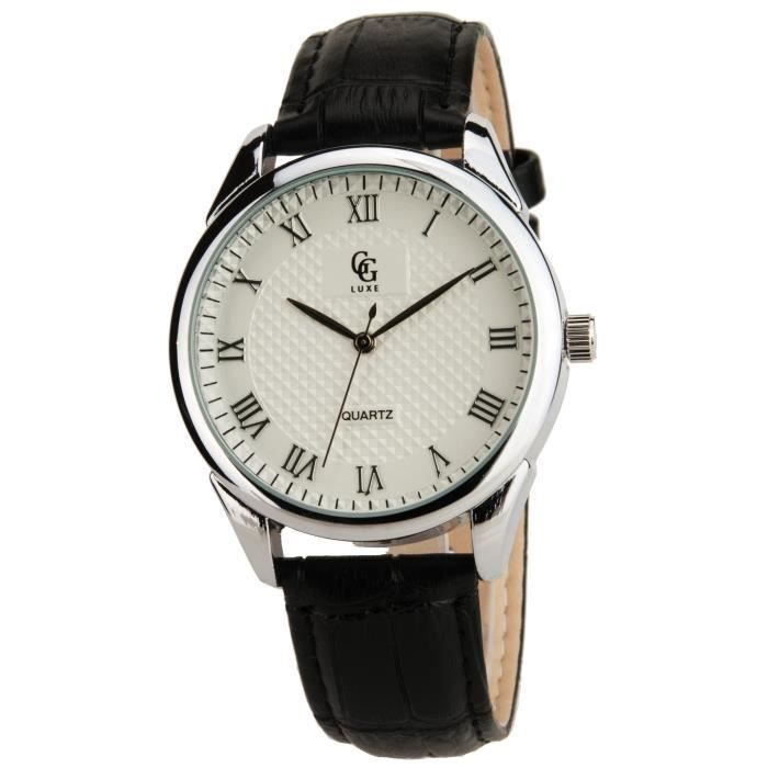Montre homme gg luxe - Montre luxe homme ...