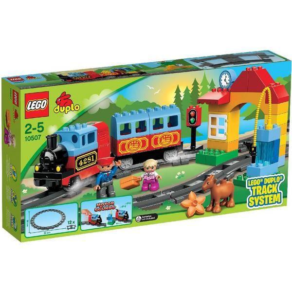 Amazonfr : LEGO DUPLO Train : Jeux et Jouets