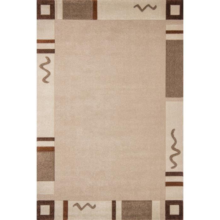 Havanna tapis de salon 160 230 cm achat vente tapis les soldes sur cdi - Tapis decoratif salon ...