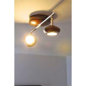 luminaire lustre lampe 2 spots sur rail philips pl achat vente luminaire lustre lampe 2 sp. Black Bedroom Furniture Sets. Home Design Ideas