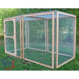 enclos pour poules achat vente enclos pour poules pas cher cdiscount. Black Bedroom Furniture Sets. Home Design Ideas