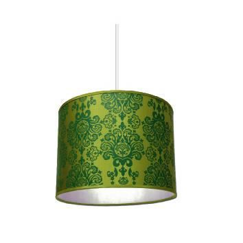 abat jour suspension baroque vert achat vente abat jour suspension baroqu les soldes sur