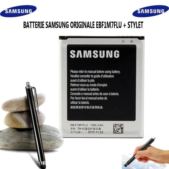 batterie samsung s3 mini i8190 original stylet achat batterie t l phone pas cher avis et. Black Bedroom Furniture Sets. Home Design Ideas