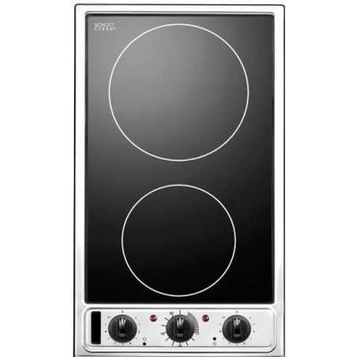 broan domino vitroc ramique tdo m107 2n noir avec timer table de cuisson. Black Bedroom Furniture Sets. Home Design Ideas