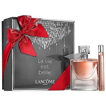 coffret la vie est belle 50ml et mini10ml achat vente coffret cadeau parfum coffret la vie. Black Bedroom Furniture Sets. Home Design Ideas