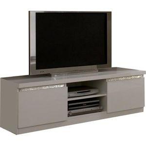 meuble tele laque blanc design achat vente meuble tele laque blanc design pas cher soldes. Black Bedroom Furniture Sets. Home Design Ideas