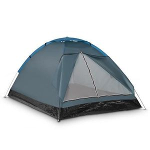 TENTE DE CAMPING Tente dôme légère vert