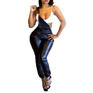 salopette noir femme achat vente salopette noir femme pas cher cdiscount. Black Bedroom Furniture Sets. Home Design Ideas
