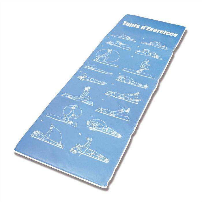 Body one tapis de sol pliable achat vente tapis de sol for Tapis de gym avec canape vega