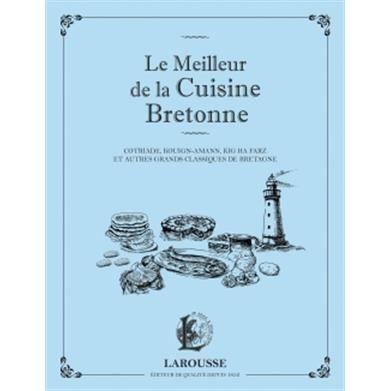 Le meilleur de la cuisine bretonne achat vente livre - Meilleur livre cuisine ...