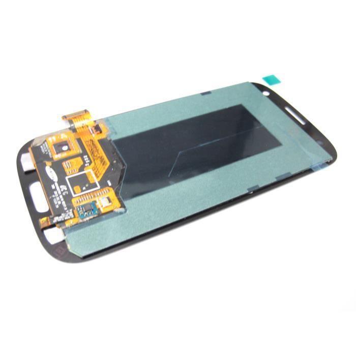 Noir lcd ecran tactile complet Pour Samsung Galaxy S3 i9300 i9305 i747