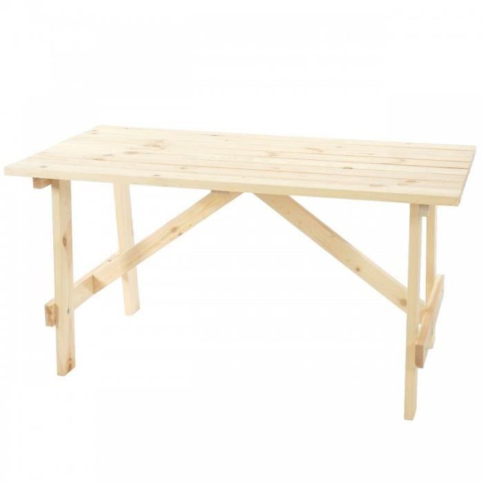 Table en bois largeur 70 meilleures ventes boutique pour for Table largeur 70 cm