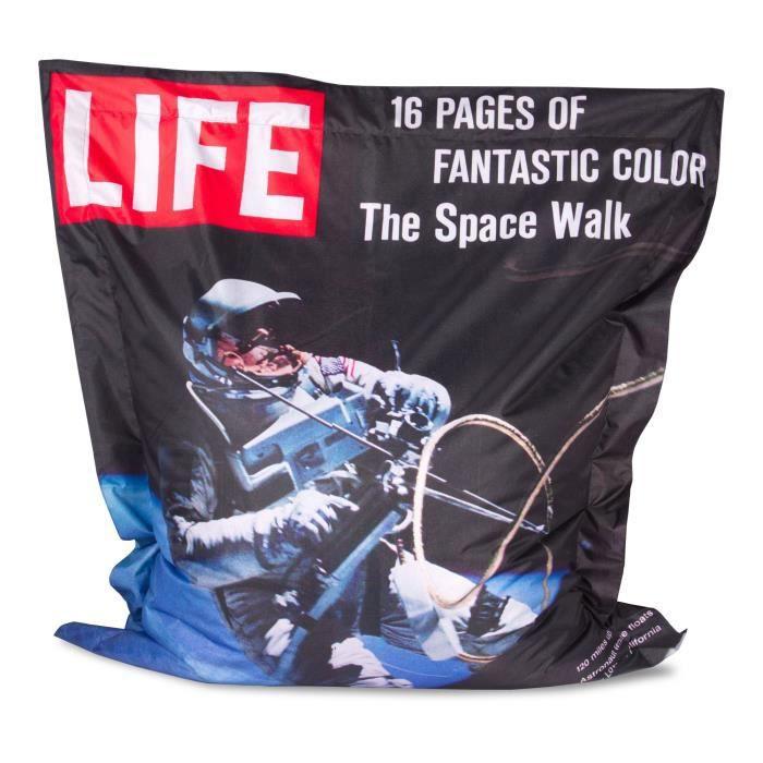 pouf g ant ext rieur xxl premier marche dans l espace achat vente pouf poire cdiscount. Black Bedroom Furniture Sets. Home Design Ideas
