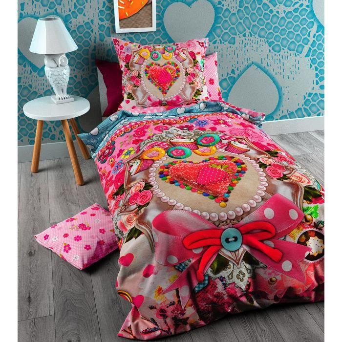 housse couette 200x240 achat vente housse couette 200x240 pas cher les soldes sur. Black Bedroom Furniture Sets. Home Design Ideas