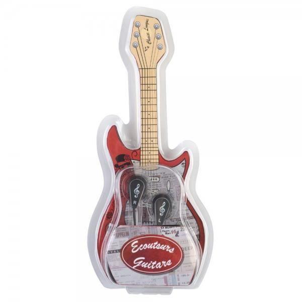 ecouteurs guitare casque couteur audio avis et prix pas cher cdiscount. Black Bedroom Furniture Sets. Home Design Ideas