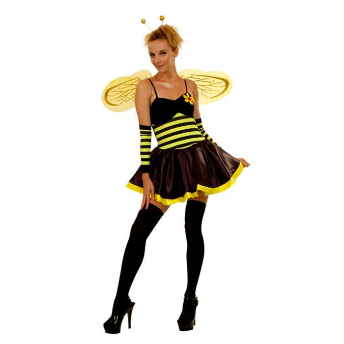 d guisement abeille femme achat vente deguisement sexy. Black Bedroom Furniture Sets. Home Design Ideas