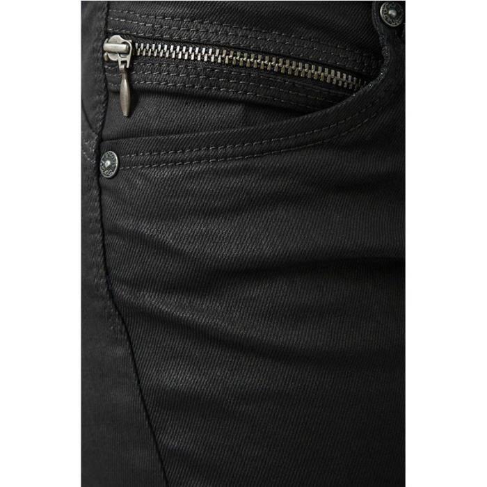 jeans noir femme pepe jeans achat vente jeans noir. Black Bedroom Furniture Sets. Home Design Ideas