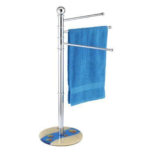 Wenko 19562100 porte serviettes mare bleu achat vente porte serviette wen - La porte bleu belgique ...