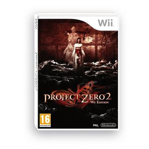 JEUX WII PROJECT ZERO 2 WII EDITION / Jeu console Wii