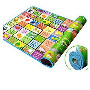 tapis bebe epais achat vente jeux et jouets pas chers. Black Bedroom Furniture Sets. Home Design Ideas