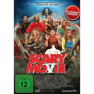 musique cd dvd r scary movie