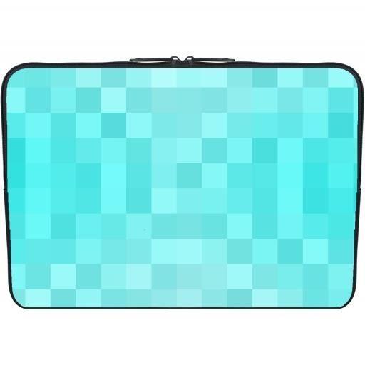housse neoprene pc ordinateur portable netbook 11 6 quot pouces motif bleu prix pas cher cdiscount