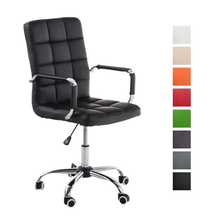 clp fauteuil de bureau deli v2 avec rembourrage de qualit sup rieure pais hauteur si ge 45. Black Bedroom Furniture Sets. Home Design Ideas