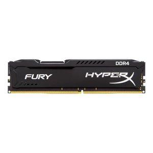HYPERX Mémoire PC FURY Black - 16Go - DDR4 - 2133MHz - CL14 - DIMM
