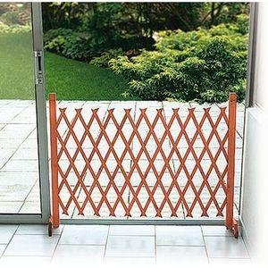 barriere extensible en bois achat vente cl ture barri re barriere extensible en bois les. Black Bedroom Furniture Sets. Home Design Ideas